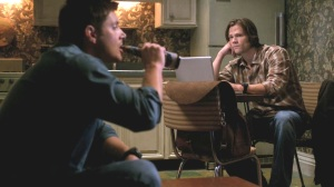 Sam and Dean beer