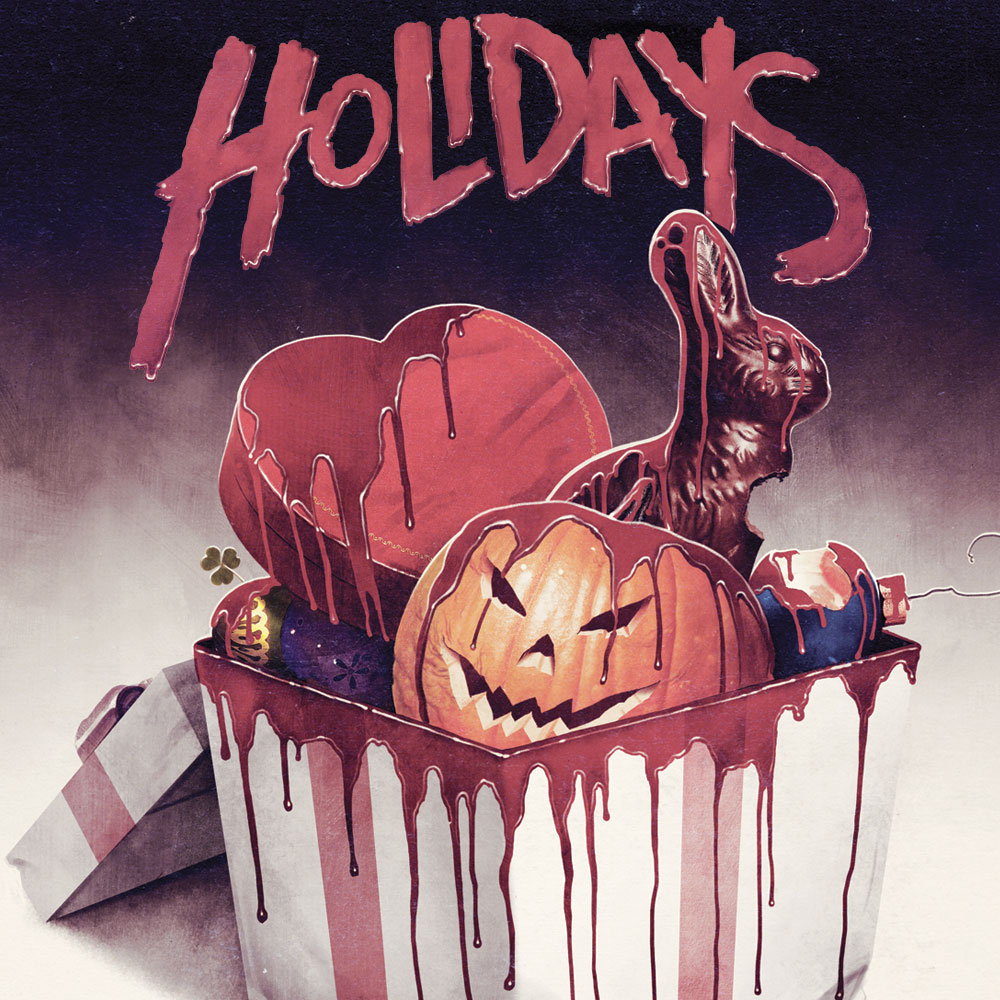 It's October So Let's Celebrate The Holidays: A Movie