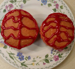 brain cupcake