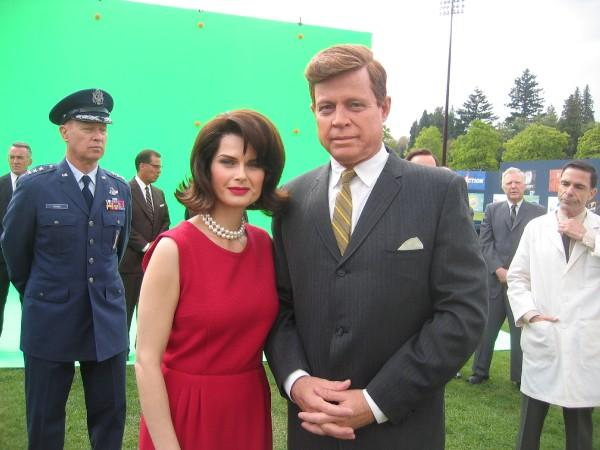 Carrie genzel sparkles as an actress via tdmiller820917 for Jackie kennedy movie