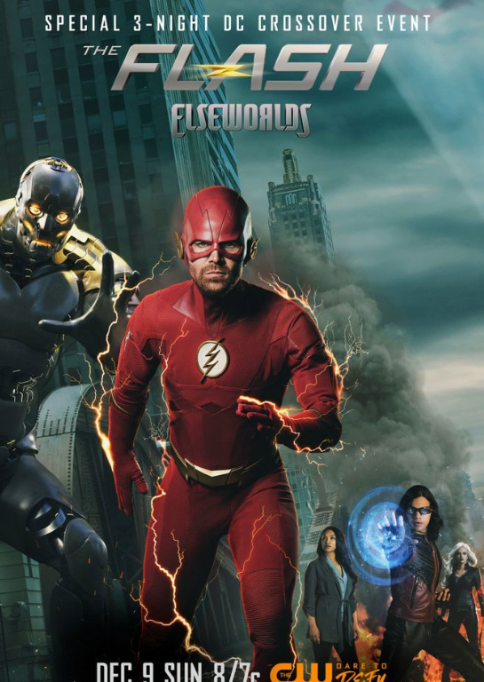 TheFlash #Elseworlds Part 1 S5Ep9 Preview via